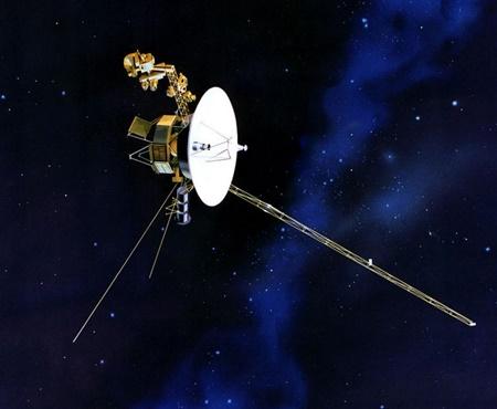 恒星間空間に近づきつつあるボイジャー2号 ...
